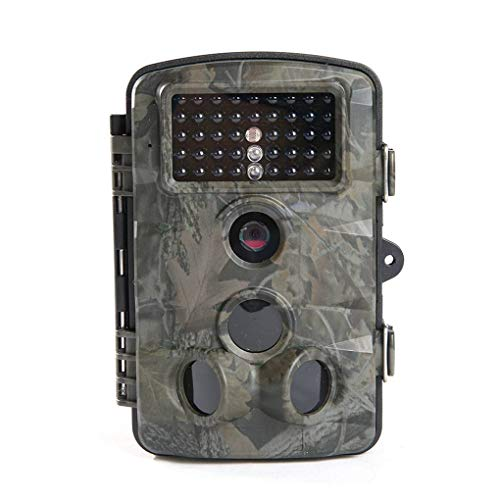 5 Mp Scouting Camera - 12MP 1080P Time Lapse Wide Angle Hunting Camera Infrared IR Night Vision LCD Scouting Camera Support SD Card