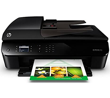 HP Officejet 4632 - Impresora multifunción chorro de tinta ...