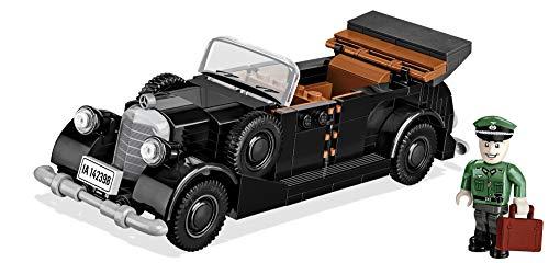 코비 역사 컬렉션 1938 메르세데스 770 차량 클래식