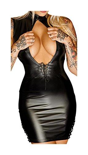 Noir Handmade - Vestido - para mujer negro