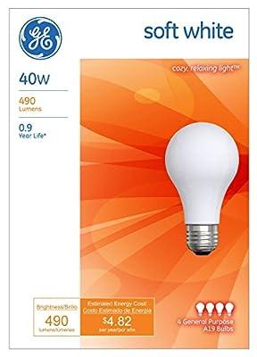 Parent white 40 watt