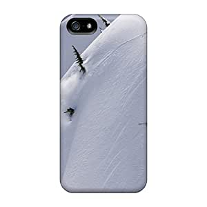 Hot New Slope Mountains Snowboard Cases Covers For Iphone 5/5s With Perfect Design
