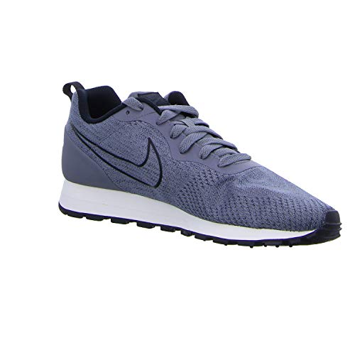 2 da Nike grey Scarpe Uomo MD cool Runner Mesh Basse ENG Ginnastica Grigio Y1WR4Wfc6