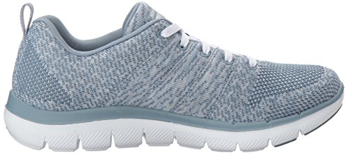 Slate 0 Skechers Baskets 2 Energy Appeal Flex Femme High Gris zzqBO