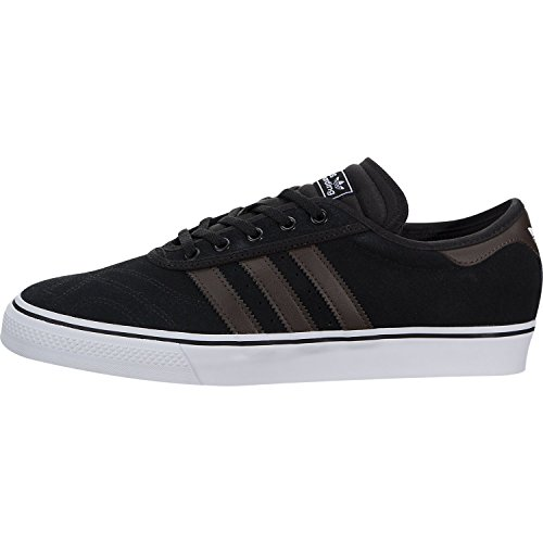 Adidas Originals Heren Adi-ease Premiere Fashion Sneaker Zwart / Bruin-wit