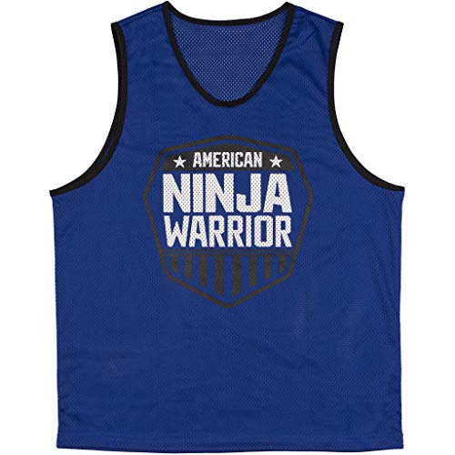 American Ninja Warrior Kids Role Play Set - Deluxe Version - Headband, Blue Jersey, Face Paint, Reve - http://coolthings.us