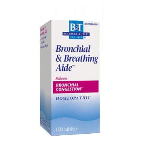 BOERICKE & TAFEL BRONCHITIS & ASTHMA AIDE, 100 TAB by Boericke & Tafel