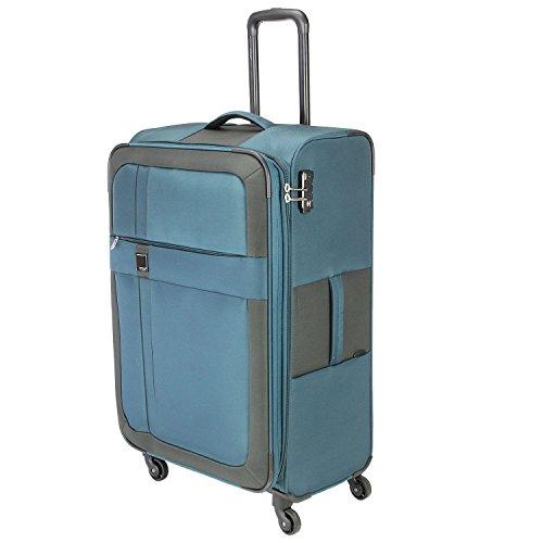 TITAN SPACE 4w Trolley L erweiterbar, petrol, 376404-22 Koffer, 76 cm, 93 Liter, Petrol