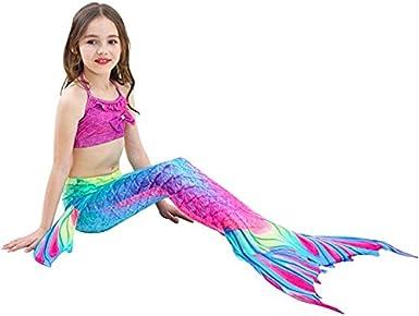 Flyhigh Bambina Coda sirena con Fins