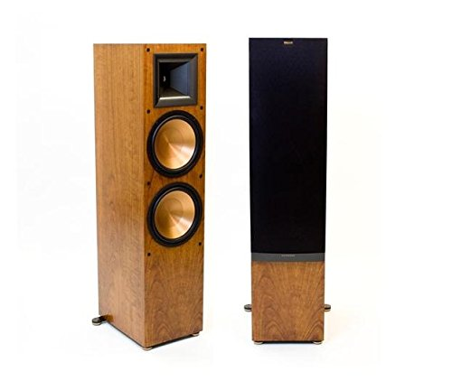 klipsch rf 7 ii reference series floorstanding loudspeaker pair cherry. Black Bedroom Furniture Sets. Home Design Ideas