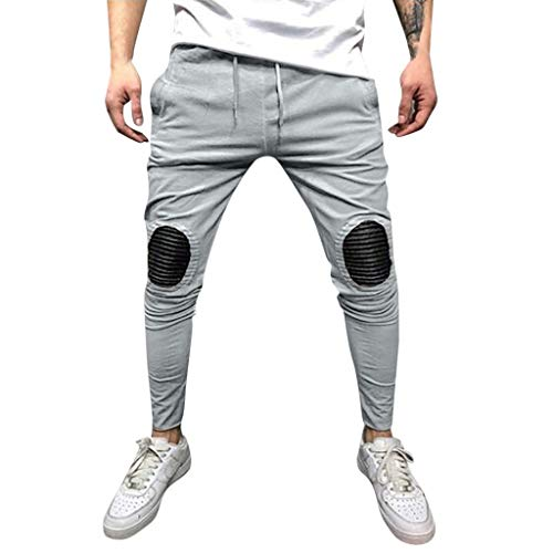LISTHA Mens Joggers Pants Drawstring Sweatpants Trouser for sale  Delivered anywhere in USA