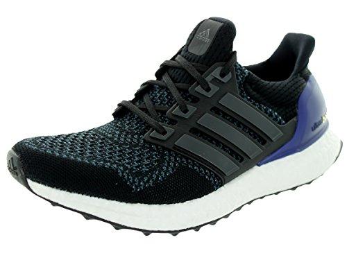 Adidas Performance Kvinners Ultra Boost Løpesko Svart / Lilla