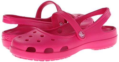 Pictures of Crocs Women's Shayna Mary Jane Shoe crocs 11212 Black 4