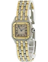 Panthere de Cartier Quartz Female Watch 166921 (Certified Pre-Owned)