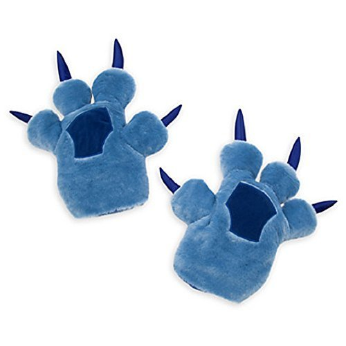 10' Gloves Satin (Disney Parks Exclusive Stitch Mitts Plush Paws Costume Gloves)