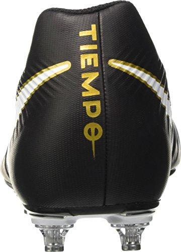 mtlc Nike black Schwarz Iv Gold Sg Black Rio Fußballschuhe white Vivid Herren Tiempo qxwqURSg