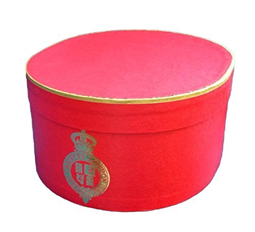 Hat Box By Christys Of London Medium Size 8 Deep