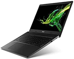 Acer Aspire 5 Slim Laptop in Black 10th Gen. Quad Core Intel i5 up to 4.2GHz 8GB RAM 512GB SSD 15.6in FHD Backlit Keyboard Web Cam HDMI (Renewed)