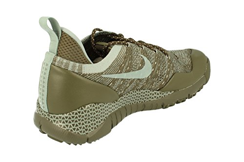 NIKE Men's Lupinek Flyknit Low Casual Shoe Carho Khaki Mica Green 300 with paypal outlet original discount best sale shop for cheap online cheap price fhk0BeaQ7