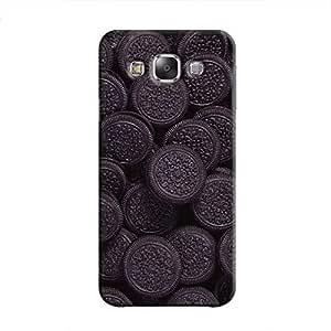 Cover It Up - Oreos Galaxy E7 Hard case