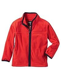 OshKosh B'gosh Boys Full Front Zip Fleece Jacket
