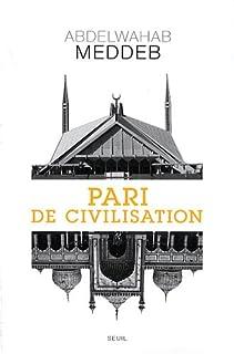 Pari de civilisation, Meddeb, Abdelwahab