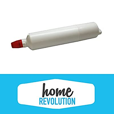 LG LT600P RFC1000A Refrigerator Water Filter Purifier Replacement Home Revolution Brand. Compare to Part # 5231JA2006