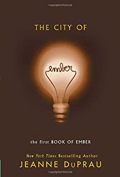 The City of Ember 0385371357 Book Cover