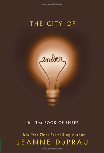 Book cover for The City of Ember
