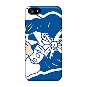 Iphone 5/5s New England Patriots Print High Quality Frame Cases Covers wangjiang maoyi by lolosakes