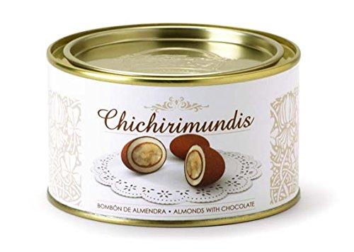 Chichirimundis de Almendra (200 g) - El Barco Delice