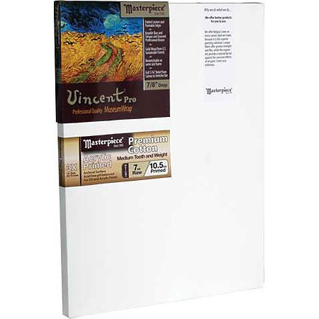 (Masterpiece Artist Canvas 41045 Vincent PRO 7/8