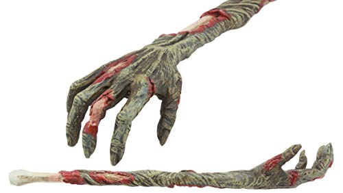 Ebros Gory Zombie Back Scratcher Figurine 15