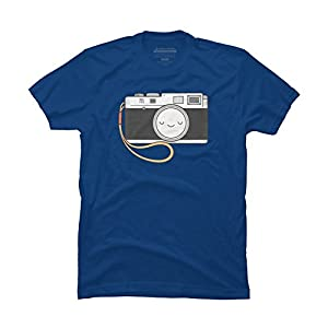 Camera Men's Graphic T Shirt - Design By Humans