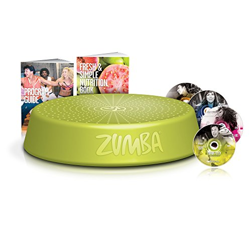 Zumba Fitness Incredible Results DVD System (Sports & Fitness Dvds & Videos)