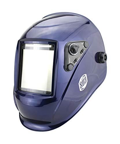 SÜA Welding Helmet - Model: Vector - Auto Darkening - Largest Viewing Area: 4