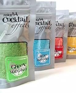 Colores lima Margarita rokz de sal, 4 unidades, Garden, césped, Mantenimiento