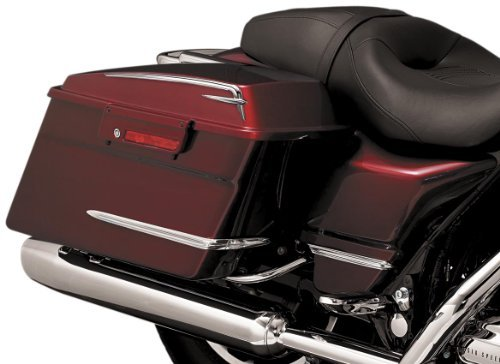 Kuryakyn 8645 Saddlebag (Saddlebag Trim)