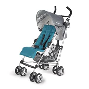 UPPAbaby G-Luxe Stroller, Sebby/Teal (Discontinued by Manufacturer)