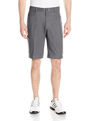 (adidas Golf Men's Adi Ultimate Twill Shorts, Vista Grey,)