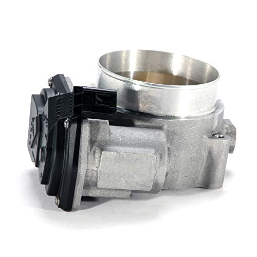 Boss 302 Intake Manifold - BBK Performance 18210 Power-Plus Series Throttle Body