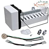 kenmore 4317943 ice maker - 4317943 Icemaker for Whirlpool Kenmore Maytag Amana D7824706Q 626661 RIM943