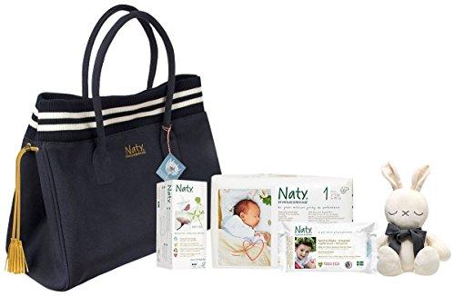 Nature babycare - Bolsa de pañales orgánica