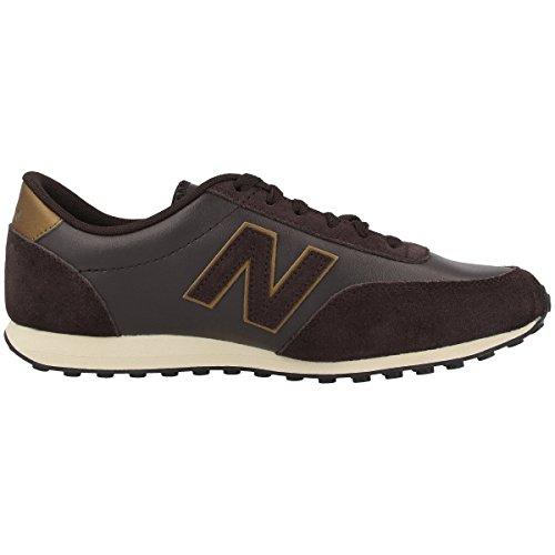 Sneakers D New Braun U410 golden unisex Balance wzgF4