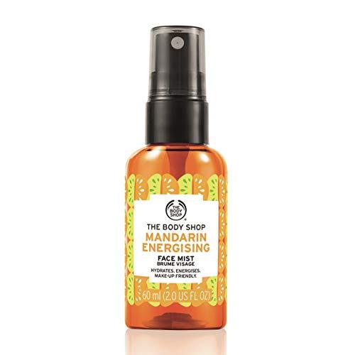 The Body Shop Mandarin Energizing Face Mist, 2 Fl Oz (Vegan)