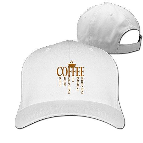jesus-coffee-logo-snapback-hats-baseball-peaked-caps-hip-hop