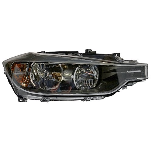 Halogen Headlight Lamp Passenger Side RH RF for BMW 3 Series 328i 335i 320i Bmw 320i Headlight Assembly