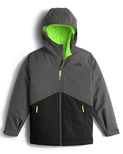 The North Face Apex Elevation Boys' Graphite Grey/TNF Black Large