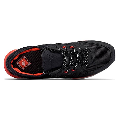 New Balance ML009HV 2817 nero - scarpe sportive unisex camoscio-tela (life style mode devie mens/hommes medium/moyen)