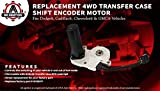 4WD Transfer Case Shift Encoder Motor - Fits